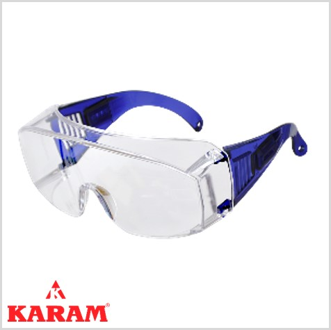 cb19593ff2 Buy Karam ES007 Scratch-Resistant Clear Safety Goggles at Lowest ...